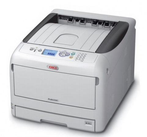 d2ffb60934a detail Tiskárna OKI Pro8432WT A3 s bílým tonerem plus RIP zdarma!